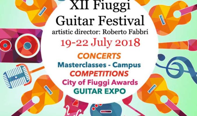 Fiuggi Guitar Festival 2018