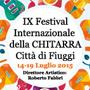 Fiuggi Guitar Festival