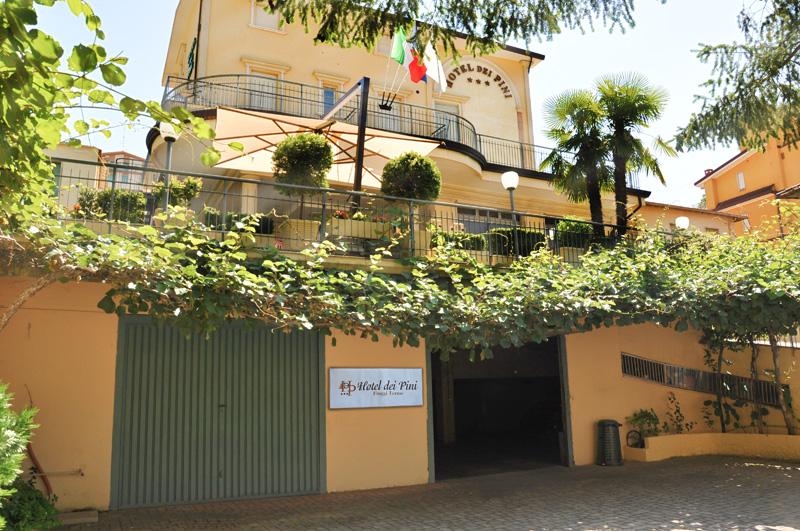 Hotel Tre Stelle Fiuggi