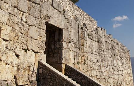 Mura Ciclopiche Ciociaria