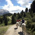 Passeggiata a Cavallo in Ciociaria